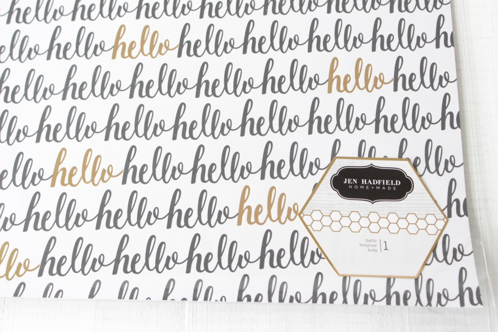Hello de Jen Hadfield (HOME+MADE) de pebbles