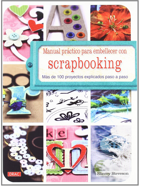 Manual Embellecer Scrapbooking