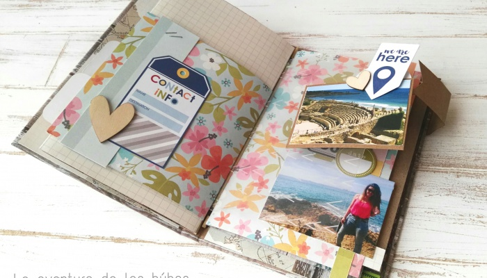 Ideas de scrapbooking para recordar tus viajes for Paginas de ideas de decoracion