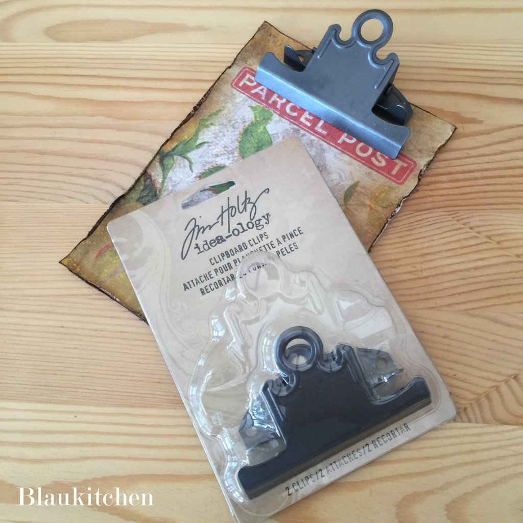 Clips Tim Holtz