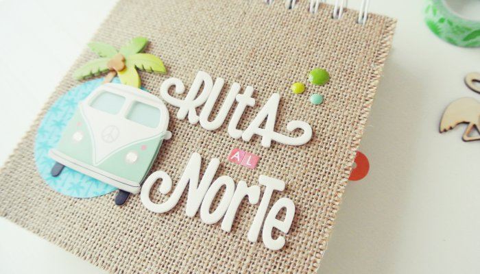 Album Scrapbooking Encuadernadora Cinch