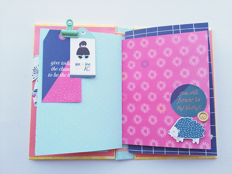 Interior Adornos Mini Album