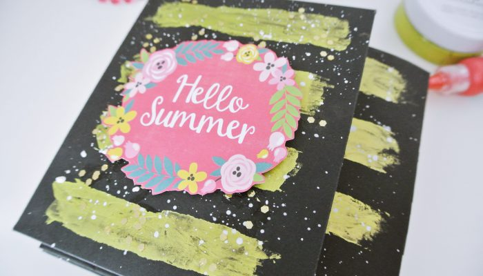 flip book scrapbooking