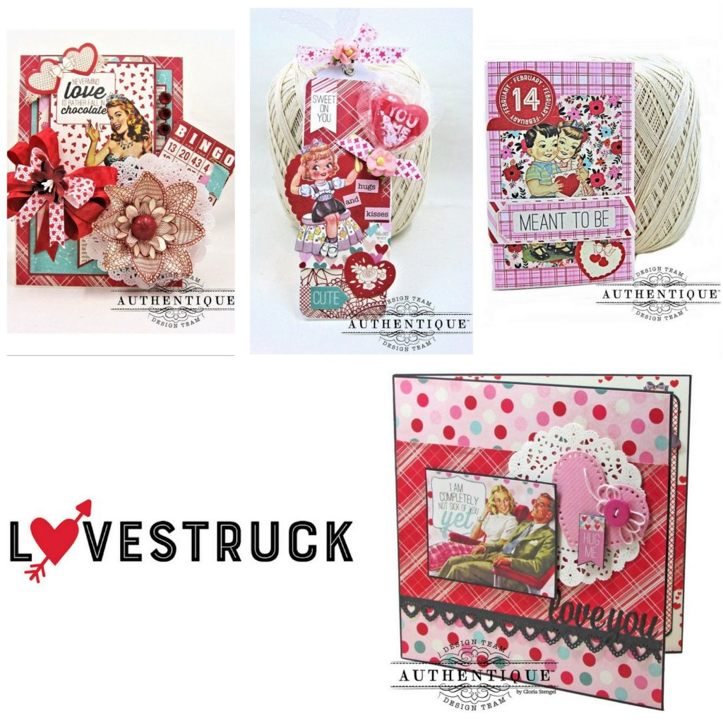 Lovestruck de Authentique