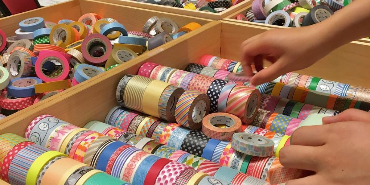 Ideas con Washi Tape, desata tu creatividad