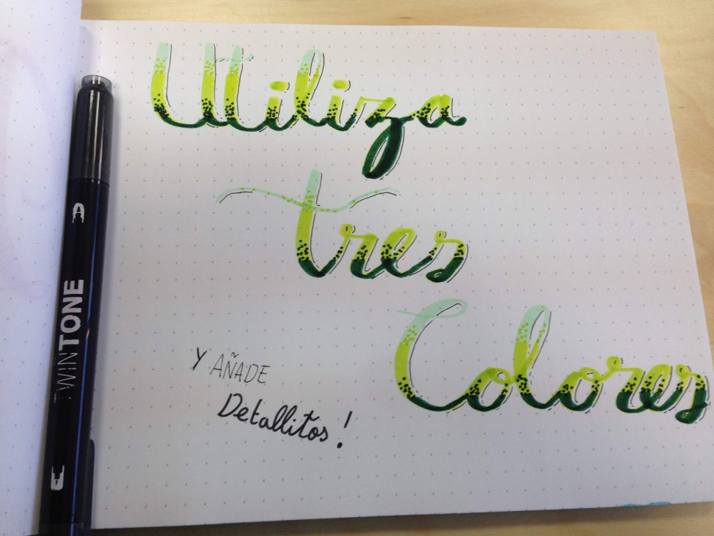 Proyecto Lettering