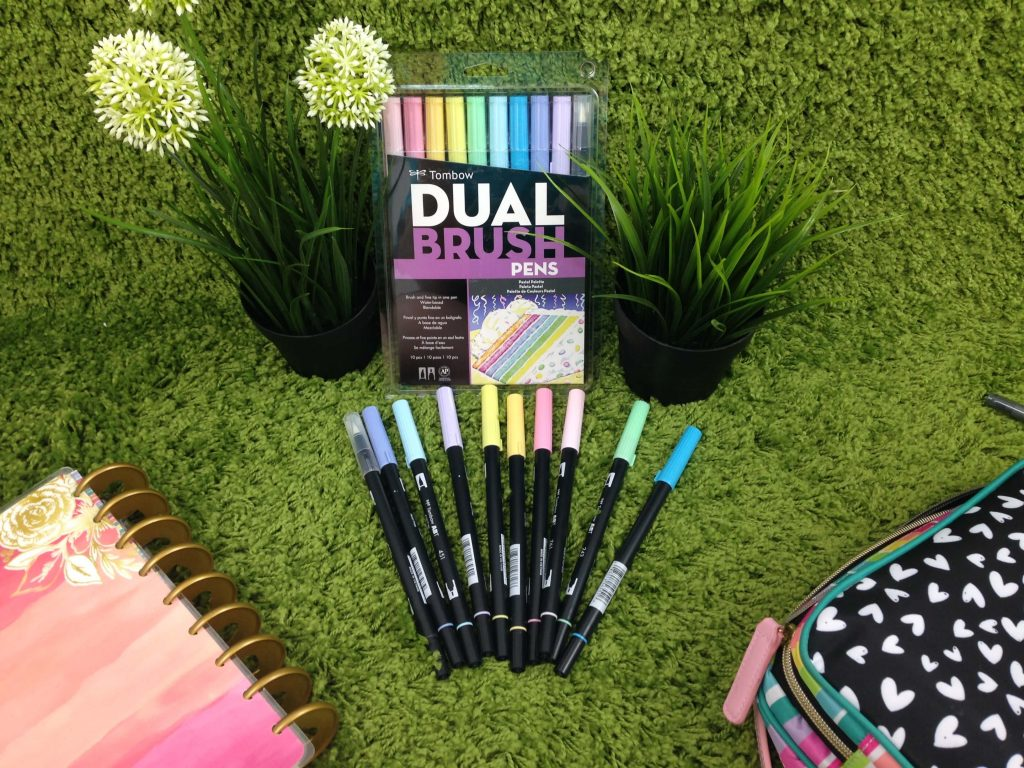 Tombow Dual Brush Pastels Kit