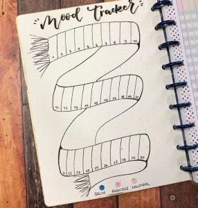 Bullet journal tracker para maestros