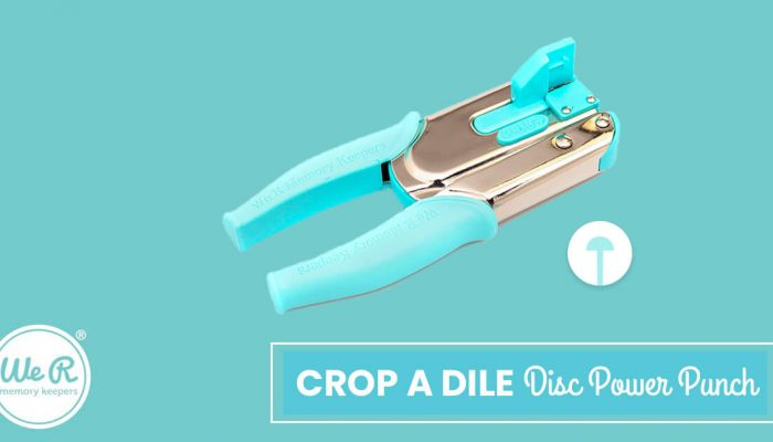 Crop a dile Disc Power Punch